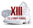 air jordan xiii black red Air Jordan   History of the Franchise