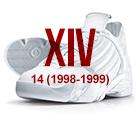 air jordan xiv black red Air Jordan   History of the Franchise