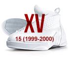 air jordan xv black Air Jordan   History of the Franchise