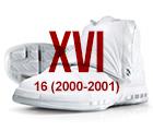 air jordan xvi black red Air Jordan History of the Franchise