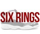 air jordan six rings archive thumb Air Jordan   History of the Franchise