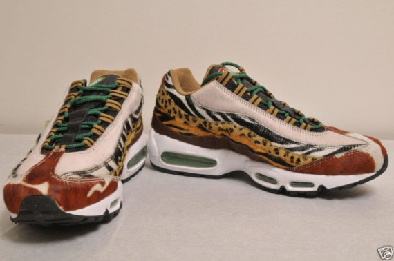 Nike Air Max 95 Supreme - Atmos Animal Pack - SneakerNews.com 858054ddb