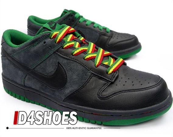 new arrival acf15 12e5d ... wholesale nike dunk low cl rasta jamaica sneakernews b4b3c cf63c