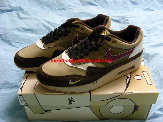 Nike Air Max 1 B Atmos Viotech Grey One Year 1 by Dez