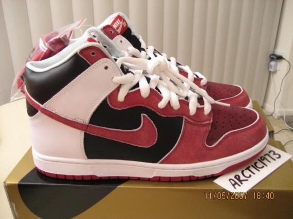Nike Dunk High Pro SB - Jason Voorhees