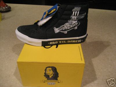 Vans X Simpsons Complete Set 14 Artists 14 Shoes Sneakernews Com