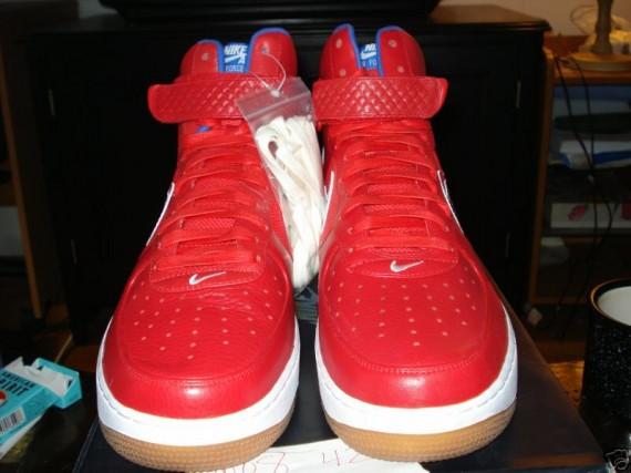Nike Air Force 1 High Premium Bobbito Edition