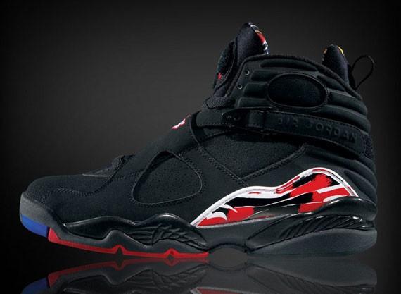 Jordan 8 Black