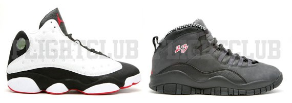 4e06c0b35ee9b Air Jordan Countdown Package  1 - Jordan 13 + Jordan 10 ...