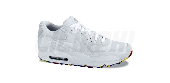 premium selection 18a5b 2d716 Nike Air Max 90 Free Hybrid Fall 2008