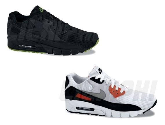 premium selection 7052d 9da79 Nike Air Max 90 Free Hybrid Fall 2008