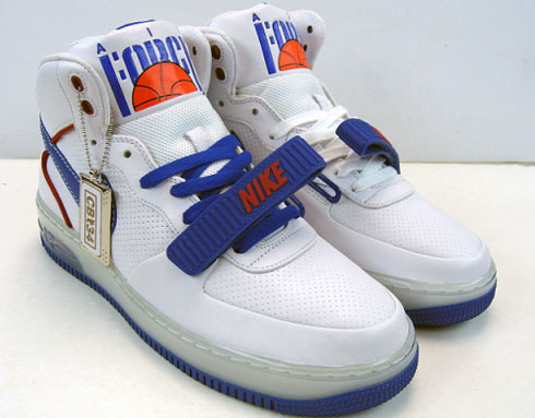 size 40 fashion styles where to buy Nike Air 'Alpha' Force 1 Supreme - Max Air - Charles Barkley ...