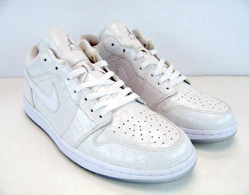 f1252dfbc73e NAM Prods  Nike Air Jordan I Low Retro White Croc