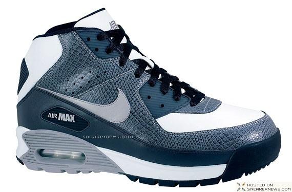 nike air max boots 90