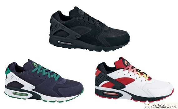 online store c089d 59f75 b-huarache.jpg. Advertisement. Here are some new colors of the Air Max Classic  BW x ...