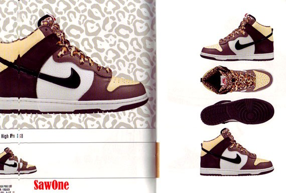 save off 70a01 01e14 Ferris Bueller Dunk SB High for Summer 2008