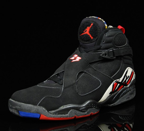 nike air jordan 8 playoffs