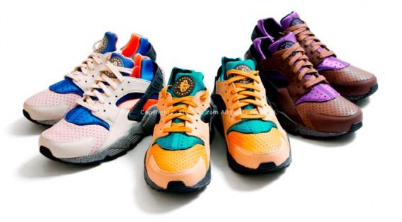 Nike Air Huarache QK ACG Pack - SneakerNews.com