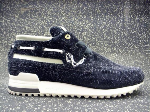 Excelente calidad hermoso estilo comprar popular Adidas Consortium ZX700 Boat - Mammoth - SneakerNews.com