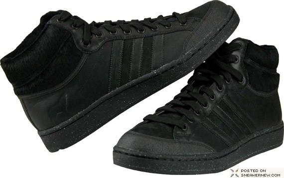 Adidas Americana Mid Lux - Black Animal Pack - SneakerNews.com 6e565f8cc3d0