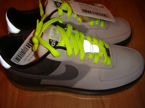 outlet store 08420 fefa5 Nike Air Force 1 x Air Max 95 Neon Hybrid/Fusion | SoleDiction