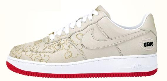 san francisco e50ca 0c5d0 Nike Air Force 1 Ueno Sakura to be a public release - Sneake