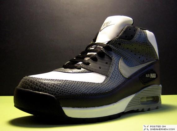 5a5a64e1c5 Nike Air Max 90 Boot - Snake - Python - SneakerNews.com