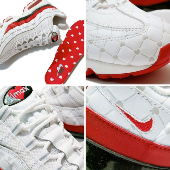 Nike Air Max 95 Valentines Day 2008