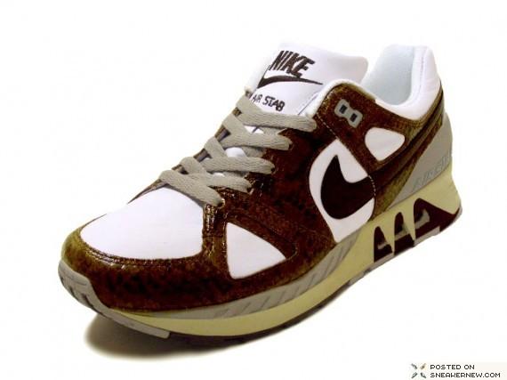 promo code 5c0bb b6d40 Nike Air Stab Snake Skin - Taipan Pack - SneakerNews.com