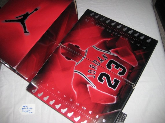 Air Jordan Countdown Package #1 - X + XIII