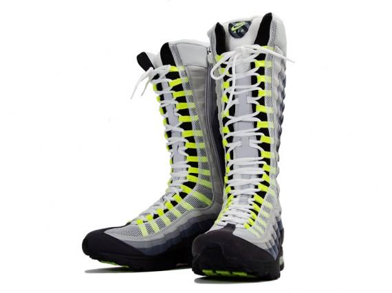 Nike Womens Air Max 95 Zen Venti Boots Sneakernews Com