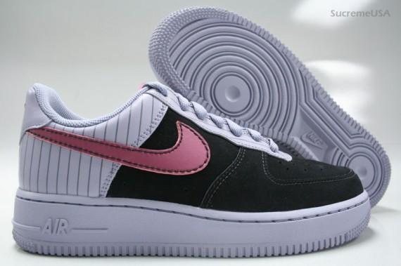 NAM Prods  Nike Air Force 1 CB 34 - Houston Rockets Pinstripe Women 264cefdaa5dd5