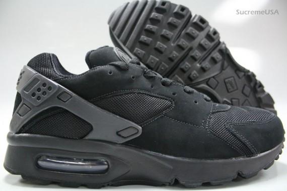 NAM Prods Nike B Huarache Black , Air Huarache x Air