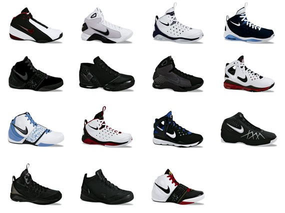 Types Of Adidas Basketball Shoes