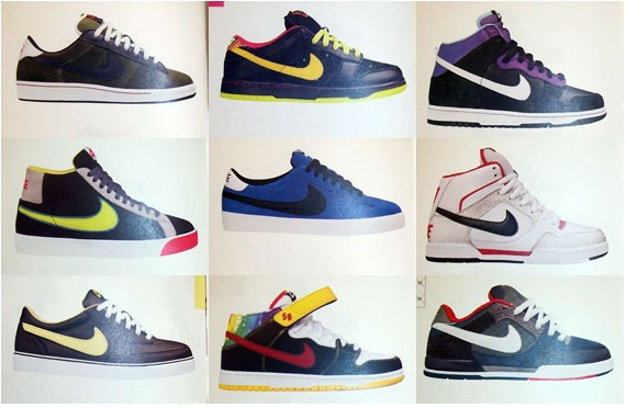 Nike Skateboarding (SB) Fall 2008