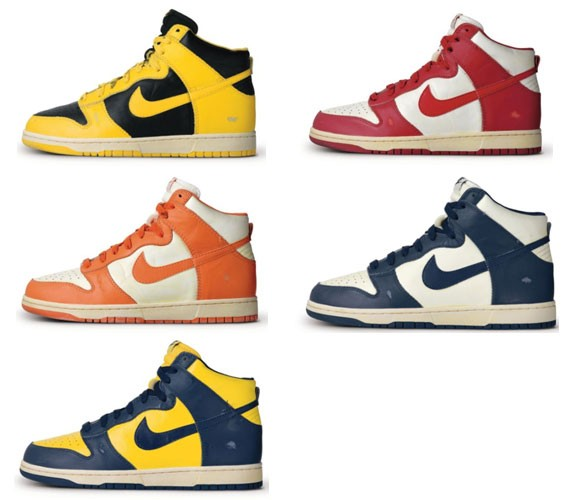 When the Nike Dunk High originally released in 1985 8df3035509d1