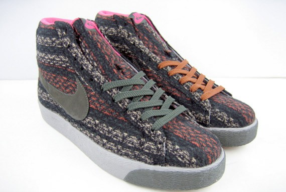 buy popular f6370 654a6 Nike Womens Blazer Mid Premium – Southwest Blanket