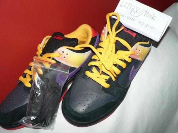 half off 0b8e2 7a426 Nike Dunk Low Pro SB - Guns  Roses - Appetite for Destructio