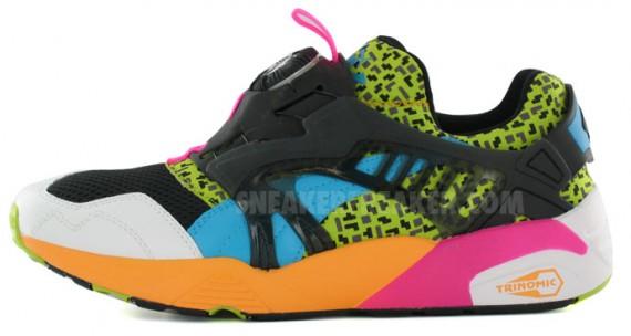 puma pump sneakers