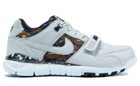 Nike Trainer Dunk Low - Beige - Camo