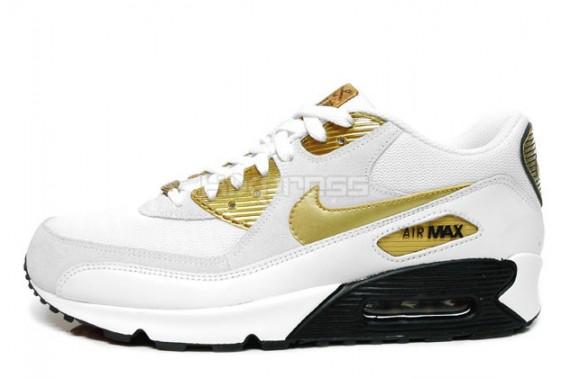 Nike Air Max 90 SI - Team China Olympic Gold Medal '84