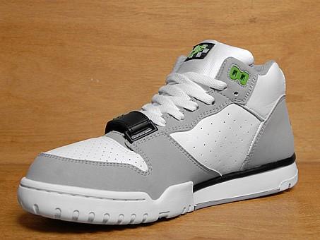 9573f80db8cea Nike Air Trainer 1 Mid Premium Tennis Chlorophyll Retro ...