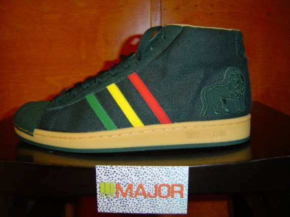 Adidas And Tuff Gong Records Bob Marley S Record Label Have Joined Forced To Release A Special Collaboration Collection The Features Variety