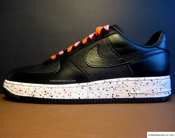 new arrival 4bb2f d20ad air force 1 high speckle