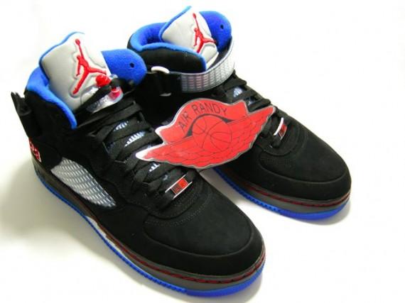 Air Jordan 5 Bleu Fusion