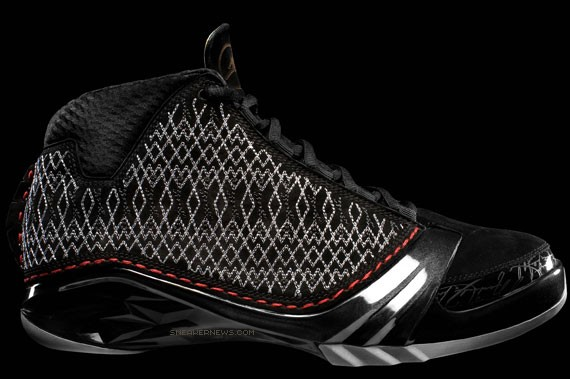 de200bb2304266 Air Jordan XX3 - Black Varsity Red - Stealth - 2-23-2008 ...
