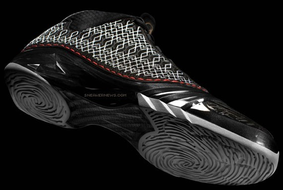 Air Jordan XX3 - Black Varsity Red - Stealth