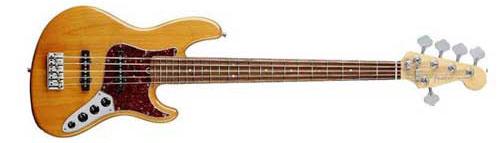 fender bass instrument