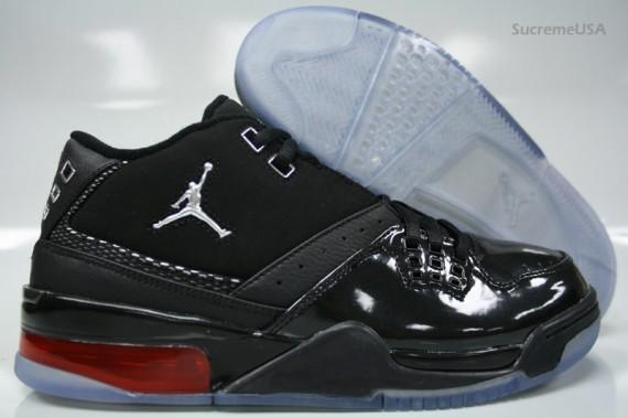 Air Jordan Flight 23 - Black-Varsity Red