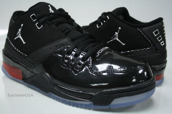 ddabd66cbb19 Air Jordan Flight 23 - Black-Varsity Red - SneakerNews.com